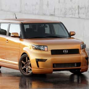 2009 Scion xB is listed (or ranked) 13 on the list The Best Scions of All Time