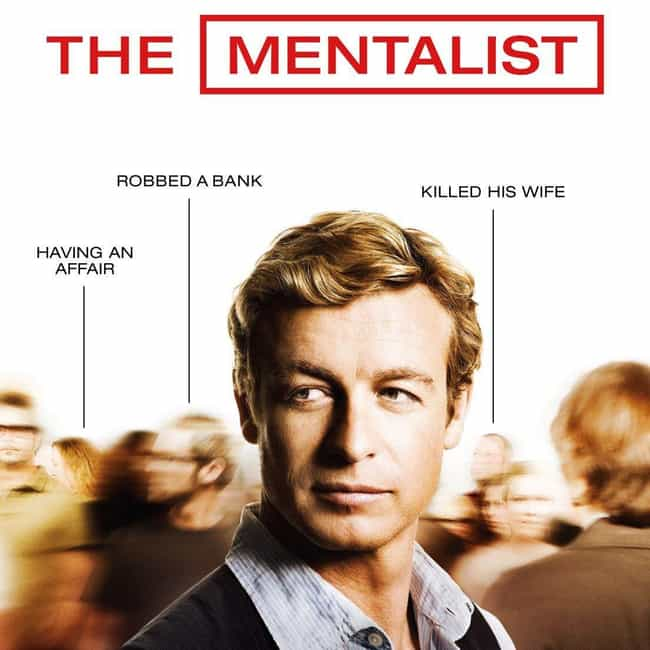 The Mentalist is listed (or ranked) 3 on the list What to Watch If You Love 'Blindspot'
