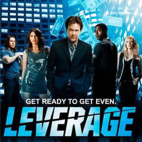 Leverage is listed (or ranked) 13 on the list The Best Comedy-Drama TV Shows Ever