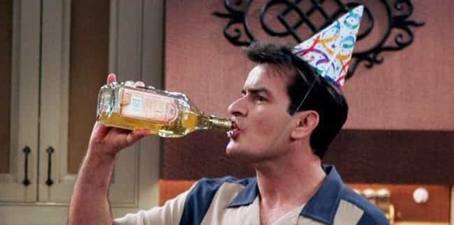 Charlie Harper is listed (or ranked) 2 on the list 13 TV Characters Killed Off Because The Writers Hated The Actor