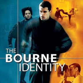 Bourne Franchise is listed (or ranked) 10 on the list The Best Film Franchises Based on Books