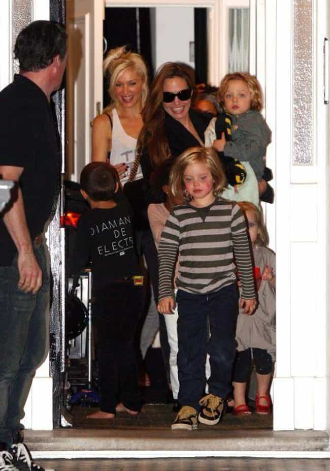 Maddox Chivan Jolie-Pitt is listed (or ranked) 2 on the list 11 Celebrity Kids Who Are BFFs