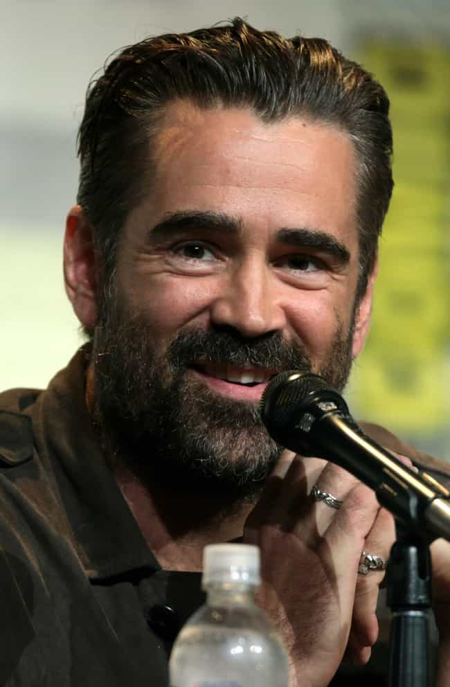 Muireann McDonnell is listed (or ranked) 4 on the list Colin Farrell's Loves & Hookups