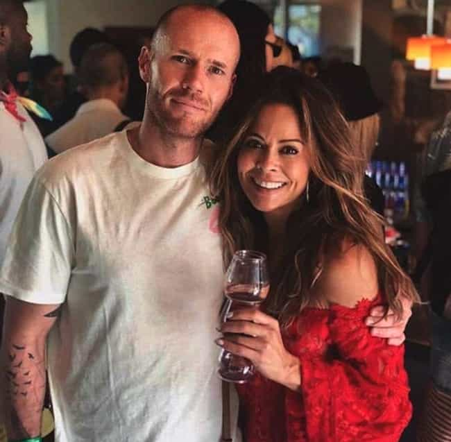 Oliver Trevena is listed (or ranked) 1 on the list All The Famous Men Brooke Burke Has Dated