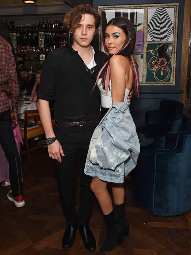 Brooklyn Joseph Beckham ... is listed (or ranked) 3 on the list Madison Beer Loves and Hookups