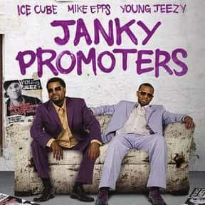 Janky Promoters is listed (or ranked) 19 on the list The Best Hip Hop Movies Of The 2000s