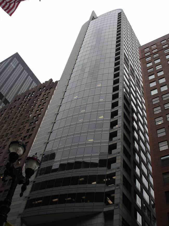 120 North LaSalle is listed (or ranked) 4 on the list List of Famous Chicago Buildings & Structures