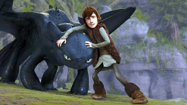How to Train Your Dragon... is listed (or ranked) 4 on the list 16 Kids' Movies That Parents Can Actually Watch Over And Over Without Losing Their Minds