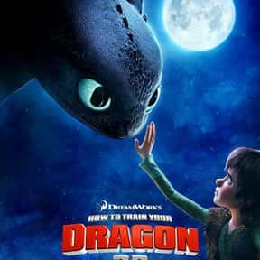 How to Train Your Dragon is listed (or ranked) 14 on the list The Greatest Animal Movies Ever Made