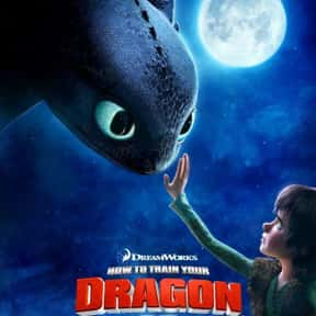How to Train Your Dragon is listed (or ranked) 4 on the list The Greatest Supernatural & Paranormal Teen Films