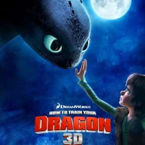 How to Train Your Dragon is listed (or ranked) 25 on the list The Best Movies for 3-Year-Olds