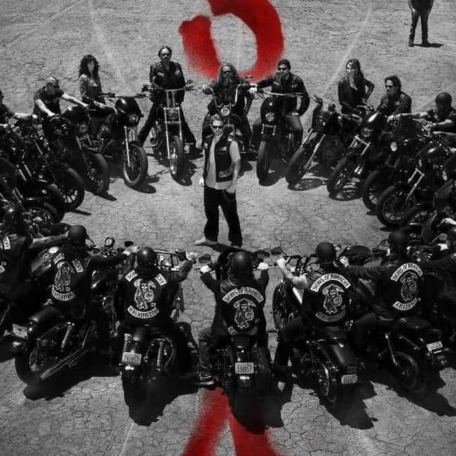 Sons of Anarchy is listed (or ranked) 1 on the list What to Watch If You Love 'The Shield'