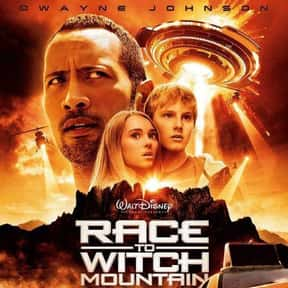 Race to Witch Mountain is listed (or ranked) 22 on the list The 25+ Best Dwayne Johnson Movies, Ranked