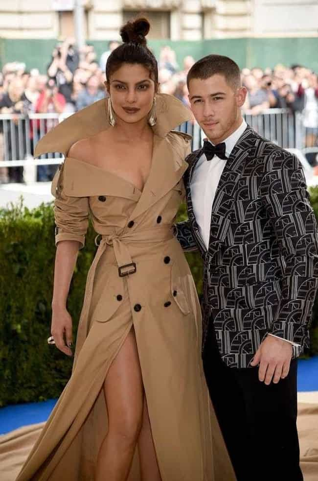 Nick Jonas is listed (or ranked) 1 on the list Priyanka Chopra Loves and Hookups