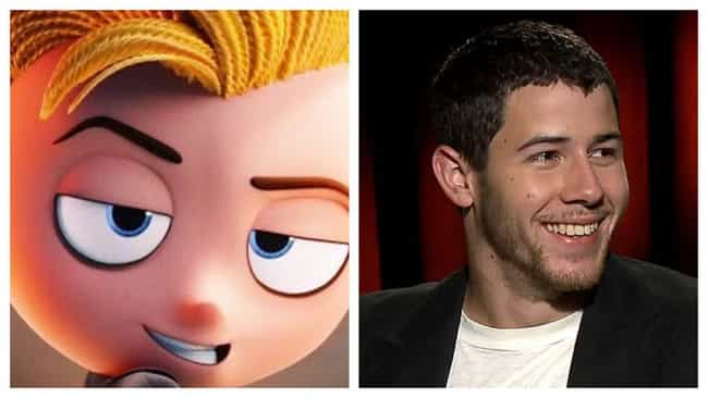 Nick Jonas is listed (or ranked) 2 on the list Here's Where You've Heard All The Voices In 'UglyDolls' Before