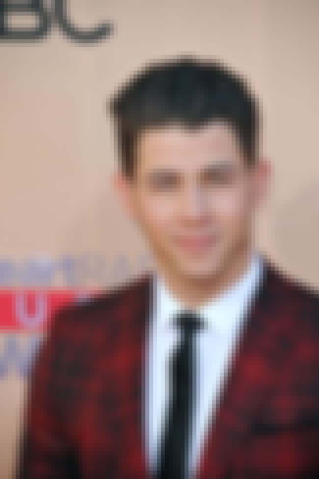 Nick Jonas is listed (or ranked) 4 on the list 35 Famous Celebrities Who Go to Church