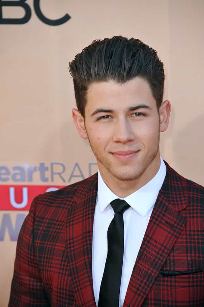 Nick Jonas is listed (or ranked) 4 on the list Delta Goodrem Loves and Hookups