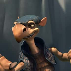 Fast Tony is listed (or ranked) 24 on the list The Best Characters in the Ice Age Series, Ranked