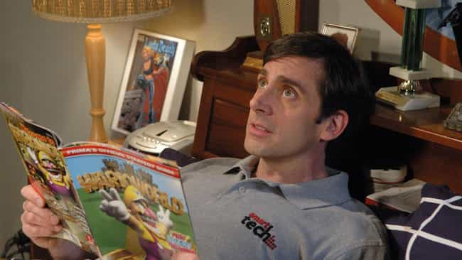 Andy Stitzer is listed (or ranked) 3 on the list All of Judd Apatow's Nerdy White Guys, Ranked