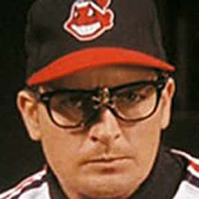 Ricky 'Wild Thing' Vaughn is listed (or ranked) 4 on the list The Greatest Baseball Player Characters in Film