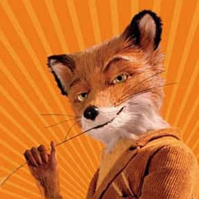 Mr. Fox is listed (or ranked) 8 on the list The Greatest Fox Characters of All Time