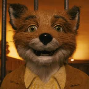 Mr. Fox is listed (or ranked) 4 on the list The Cutest Fictional Foxes In Movies & TV