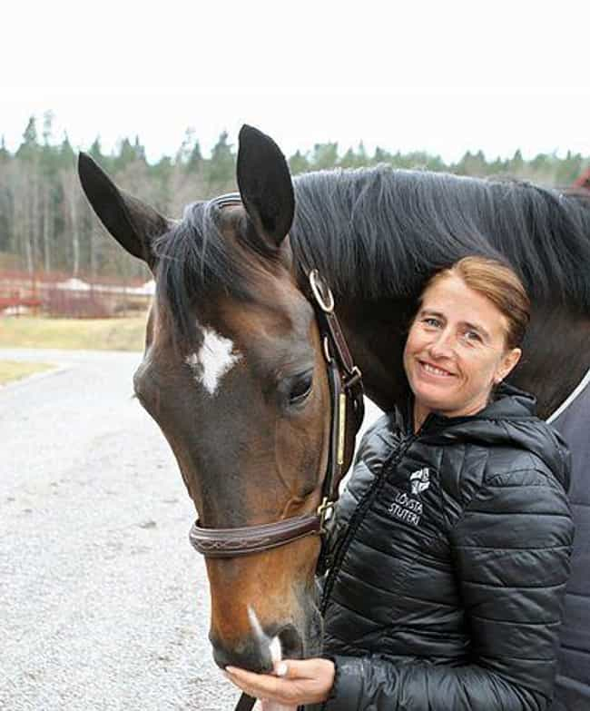 Tinne Wilhelmsson-Silfvén is listed (or ranked) 4 on the list Famous Female Equestrians