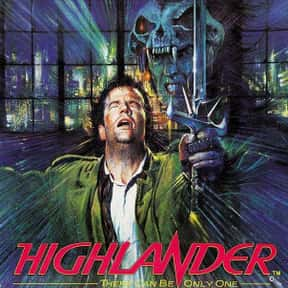 Highlander is listed (or ranked) 15 on the list The Best Knight Movies