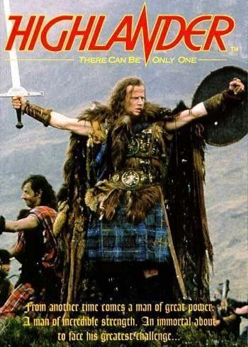 Random Best Movies and TV Series in the 'Highlander' Franchise