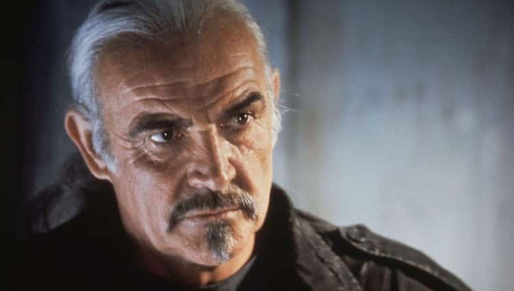 Sean Connery ('Highlander 2: The Quickening')