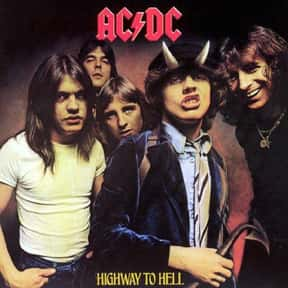 Highway to Hell is listed (or ranked) 10 on the list The Top Metal Albums of All Time