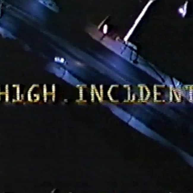High Incident is listed (or ranked) 4 on the list Steven Spielberg Shows and TV Series