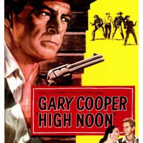 High Noon is listed (or ranked) 3 on the list The Best Western Movies of the 1950s