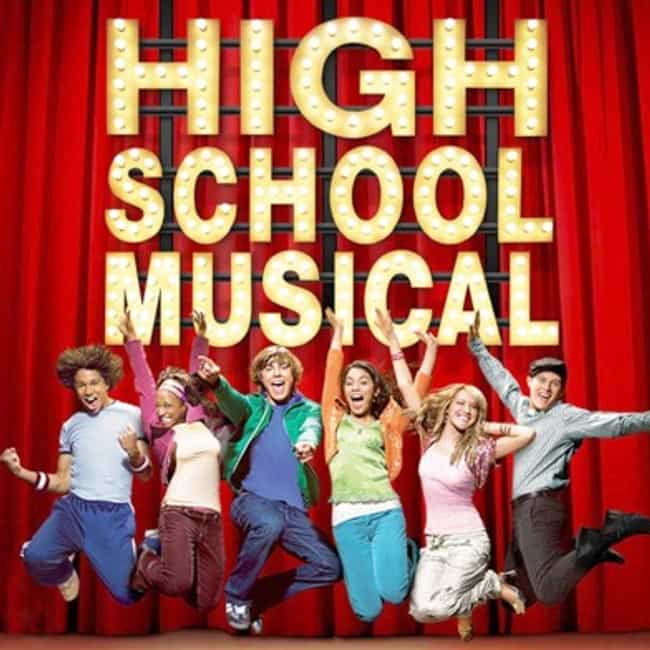 High School Musical is listed (or ranked) 4 on the list The Best Disney Channel Original Movies of All Time