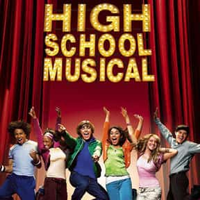 High School Musical is listed (or ranked) 3 on the list The Best Zac Efron Movies