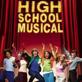 High School Musical is listed (or ranked) 5 on the list The Best Movies About Singing