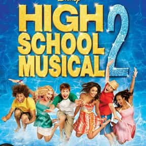 High School Musical 2 is listed (or ranked) 5 on the list The Best Zac Efron Movies