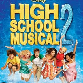 High School Musical 2 is listed (or ranked) 9 on the list The Best Movies About Singing