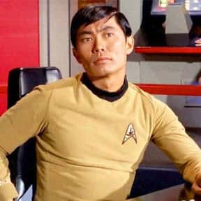 Hikaru Sulu is listed (or ranked) 18 on the list The Best Asian Characters In Movies & TV