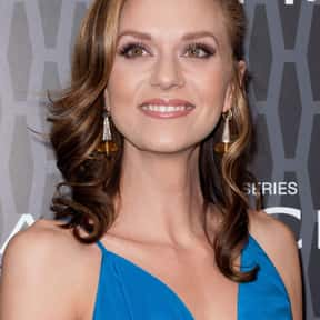 Hilarie Burton is listed (or ranked) 4 on the list Famous Fordham University Alumni
