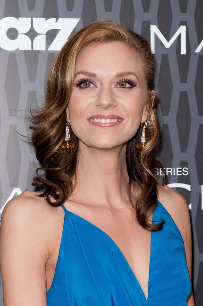 Hilarie Burton is listed (or ranked) 4 on the list Famous Female VJs