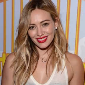 Hilary Duff is listed (or ranked) 2 on the list List of Famous Singer-songwriters