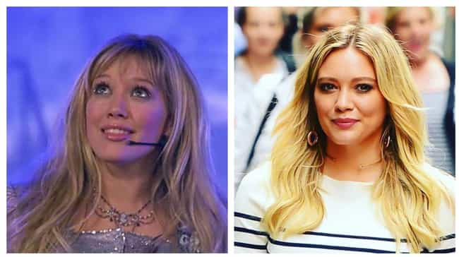 Hilary Duff is listed (or ranked) 1 on the list What Happened To The Cast Of Lizzie McGuire