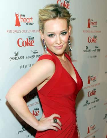 Hilary Duff Posted An Unflattering Photo Of Herself Taken By The Paparazzi