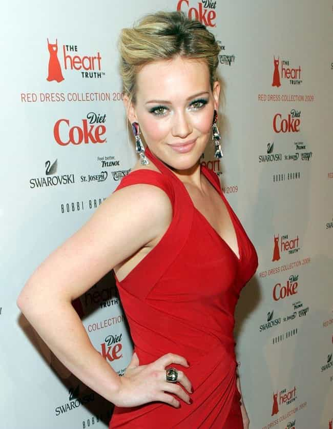 Hilary Duff is listed (or ranked) 1 on the list Celebrities Who Took Negative Press And Turned It Positive