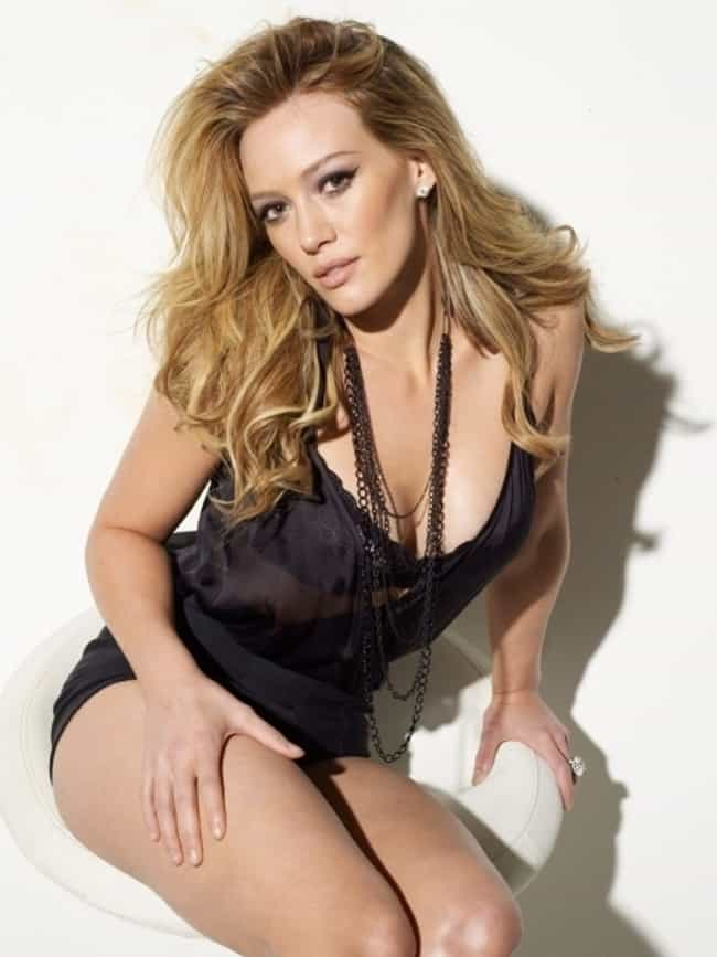 Hilary Duff is listed (or ranked) 4 on the list The Most Attractive Female Pop Stars