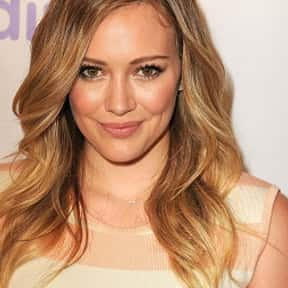 Hilary Duff is listed (or ranked) 17 on the list Who Was America's Girlfriend in 2015?