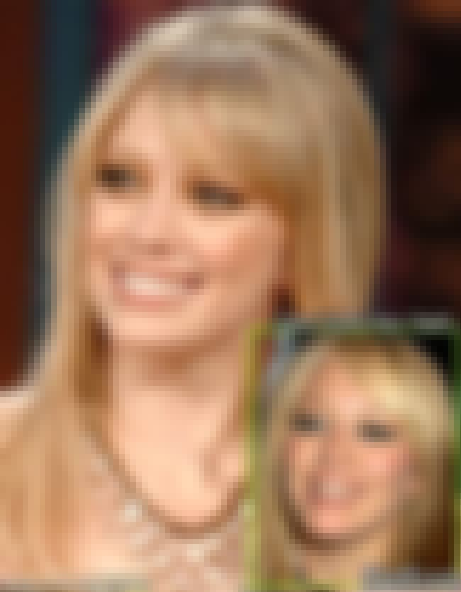 Hilary Duff is listed (or ranked) 2 on the list 28 Celebrities with Fake Teeth