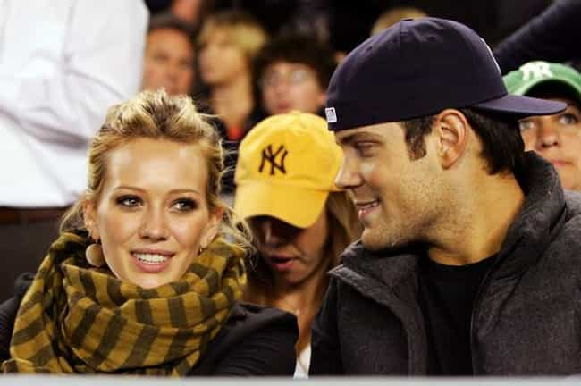 Hilary Duff is listed (or ranked) 5 on the list Celebrity Yankee Fans