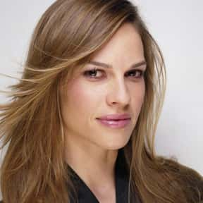 Hilary Swank is listed (or ranked) 21 on the list The Best Living American Actresses